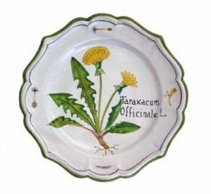 Dandelion-Plate